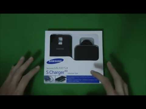 Recensione Samsung Galaxy S5 S Charger Kit wireless