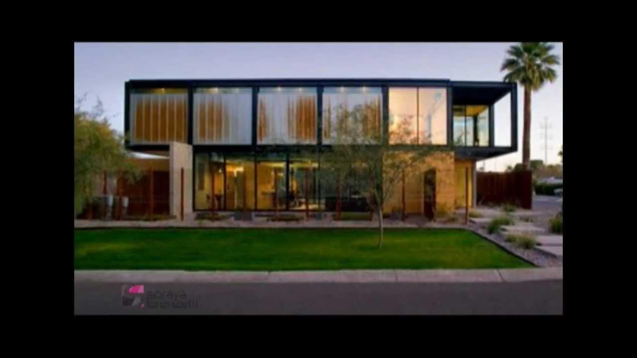 5 fachadas youtube - Fachadas de casas andaluzas ...