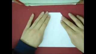 How To Make Origami Winged Wonder (paper Airplane)