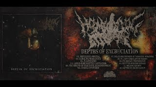 HOMICIDAL EPILOGUE - DEPTHS OF EXCRUCIATION [OFFICIAL ALBUM STREAM] (2019) SW EXCLUSIVE