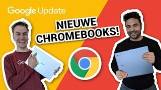 De Nederlandse Google Assistent komt naar Chromebooks! - Google Update 1.2