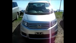 Honda Freed Spike 2010 года