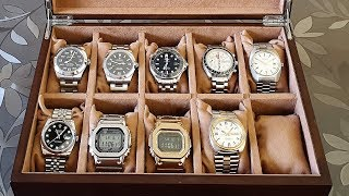 LIOW VIDEO: My humble Watch Collection 腕表珍藏
