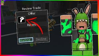 HE DIDNT SCAM #2 (Roblox Assassin) Kid Get's Rewarded For Not Scamming!