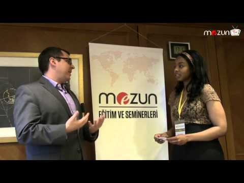 Tacoma Community College representative Jon Maes shares his thoughts on Mezun's branding