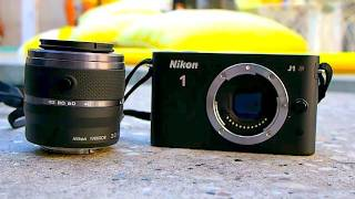 Nikon 1 Hands-on preview of V1 & J1 cameras