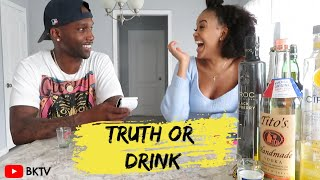 TRUTH OR DRINK!! VIEWERS 18+