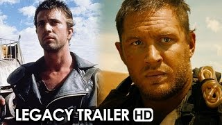 Mad Max: Fury Road Legacy Trailer (2015) - Tom Hardy, Charlize Theron Movie HD