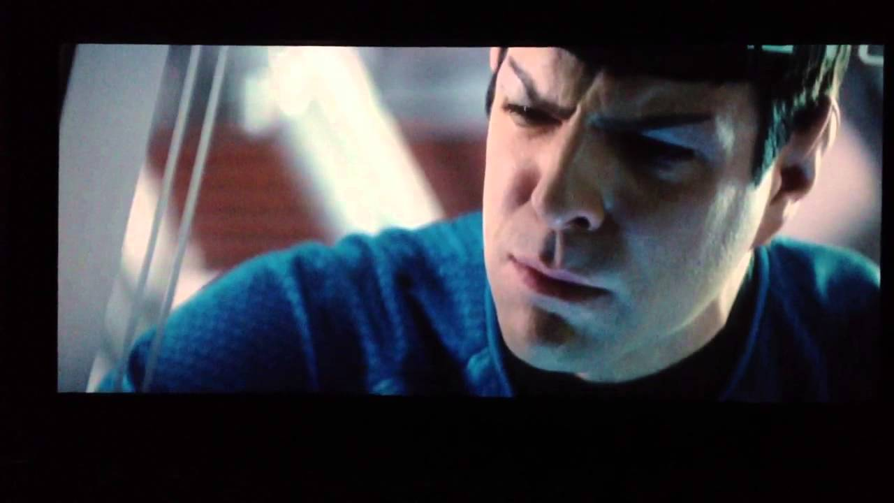 Star Trek: Into Darkness - Kirk and Spock Emotional Scene ...