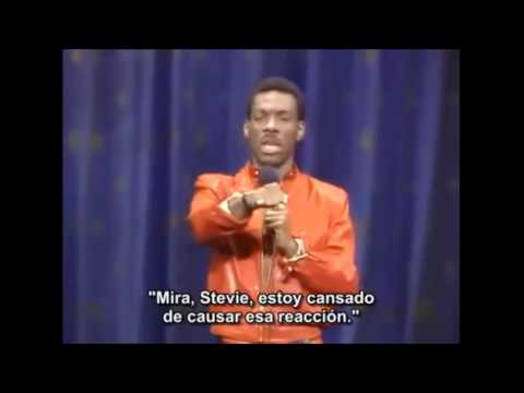 Eddie Murphy Show - Stevie Wonder