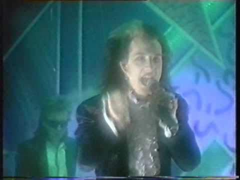 The Damned Shadow Of Love Top Of The Pops 27/06/85