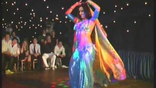 Giselle Belly Dancer: Belly Dance London 6