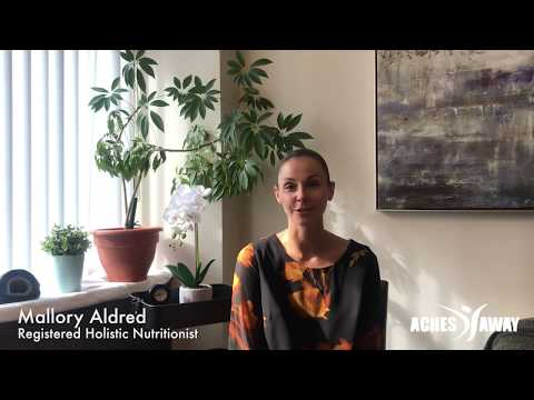 Mallory Aldred Nutritionist at Aches Away Toronto