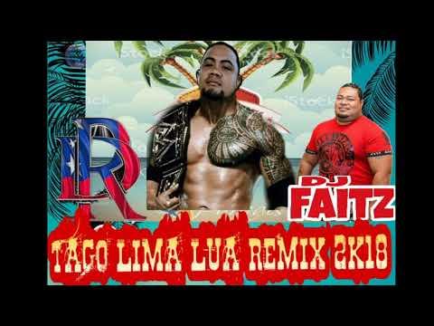 DJ FAITZ X SHORTY CAP X TAGO LIMA LUA REMIX 2K18