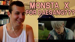 MONSTA X SHINE FOREVER MV REACTION