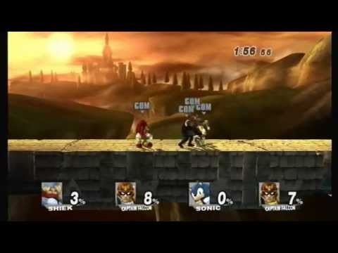 Super Smash Bros. Brawl Wii - Anime Skins View [SSBB]