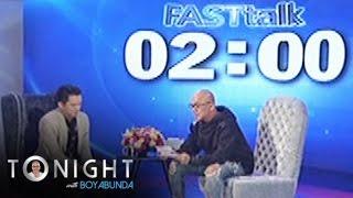 TWBA: Fast Talk with Dennis Trillo