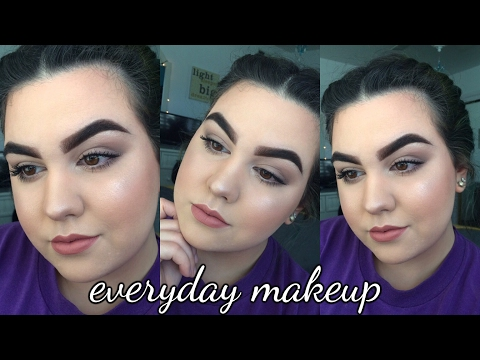 MY EVERYDAY MAKEUP ROUTINE  Ms Laris Beauty