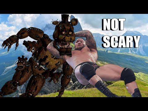 How to Make Five Nights at Freddy's 4 Not Scary!