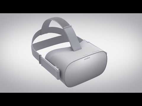 Oculus Go: Standalone headset aims to get one billion people using VR