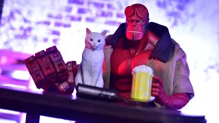 1000Toys 1:12 Scale (Standard Release) Hellboy Review