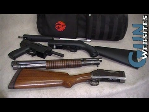 Ruger 10-22 Takedown Take Two