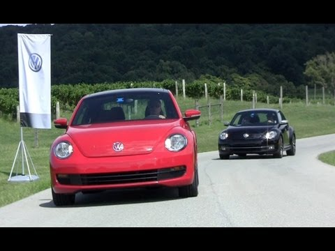 2012 Volkswagen Beetle Turbo First Drive Review