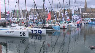 France marks four decades of legendary Route du Rhum sailing race