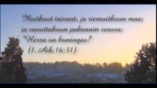 Petri Kosonen Laulakaa Herralle