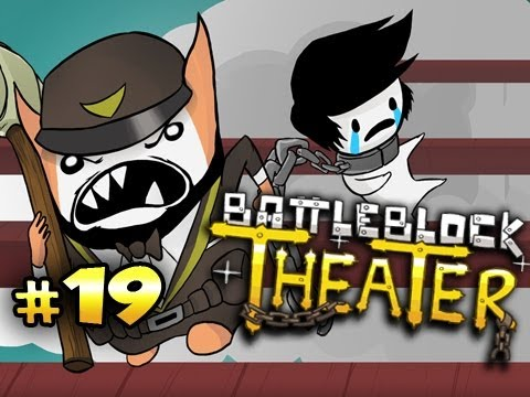 TEARS RUN DOWN MY FACE - Battleblock Theater w/Nova & Immortal Ep.19