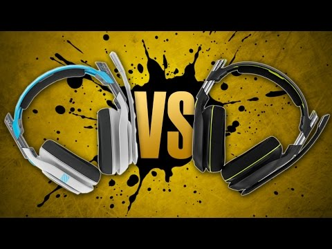 Astro A40 vs A50: What's the best Gaming Headset? (PLUS HUGE GIVEAWAY)