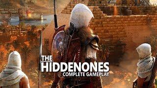 Assassin's Creed Origins: The Hidden Ones| PS4 PRO