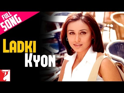Ladki Kyon - Song - Hum Tum - Saif Ali Khan | Rani Mukerji video