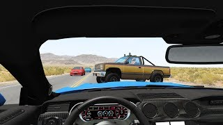 Realistic Crashes #15 - BeamNG Drive