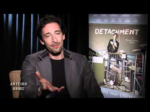 ADRIEN BRODY INTERVIEW DETACHMENT