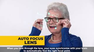 How Our #1 Pair of Reading Glasses Works | One Power Readers Auto Focus