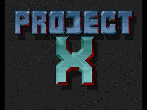 Project-X - Amiga 500 intro