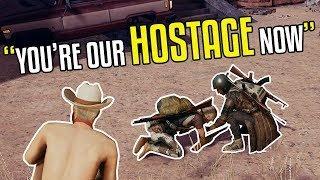Funny Voice Chat - PUBG -  Being Kidnapped