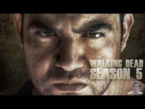 The Walking Dead Season 5 - Morales To Return!