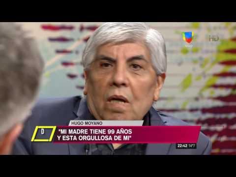 Hugo Moyano le tiró a Juanita Viale con el escándalo de su hermano