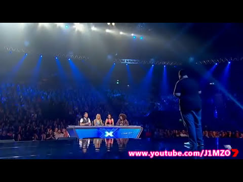 Judah Kelly - The X Factor Australia 2014 - AUDITION [FULL]