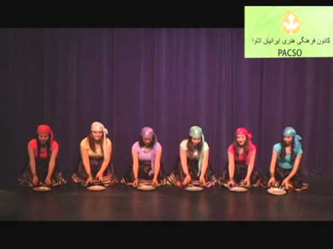 Aftab Dance Group Performance at Nowruz Festival organized by PACSO