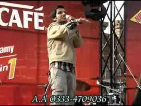 Pakistani Punjabi Rapper