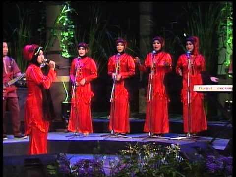 Qasidah Modern Annida Nirwana Tasikmalaya in TVRI Part II