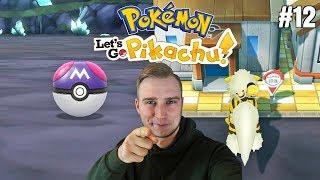 Mamy Masterball??? Ukryty GYM w Safranii ! (Pokemon Let's GO Pikachu ! odc. #12)