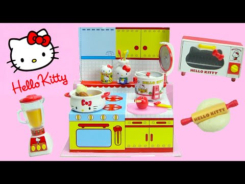 Hello Kitty Happy Kitchen Rement Collectibles video