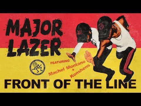 download lagu Major Lazer - Front Of The Line Feat. Machel gratis