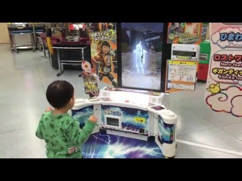 "Game Center Japan. ""Kamen Rider Ghost"" Part2"