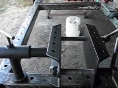Metalworking Welding Fabrication Table Update.The Vise