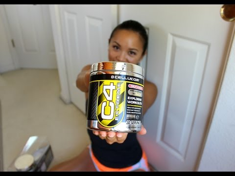 Cellucor C4 Extreme Fruit Punch Pre Workout Review